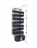 Vertikální hydroponický systém - jednostěn  velký - 1SV  bez osvětlení